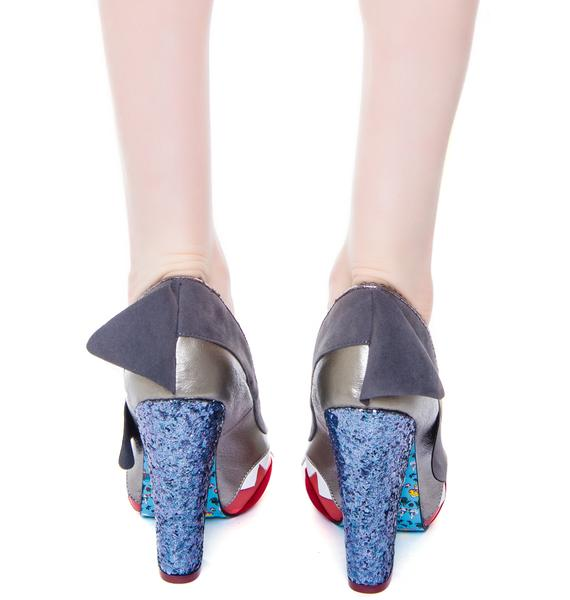 Irregular Choice Carpe Diem Heels