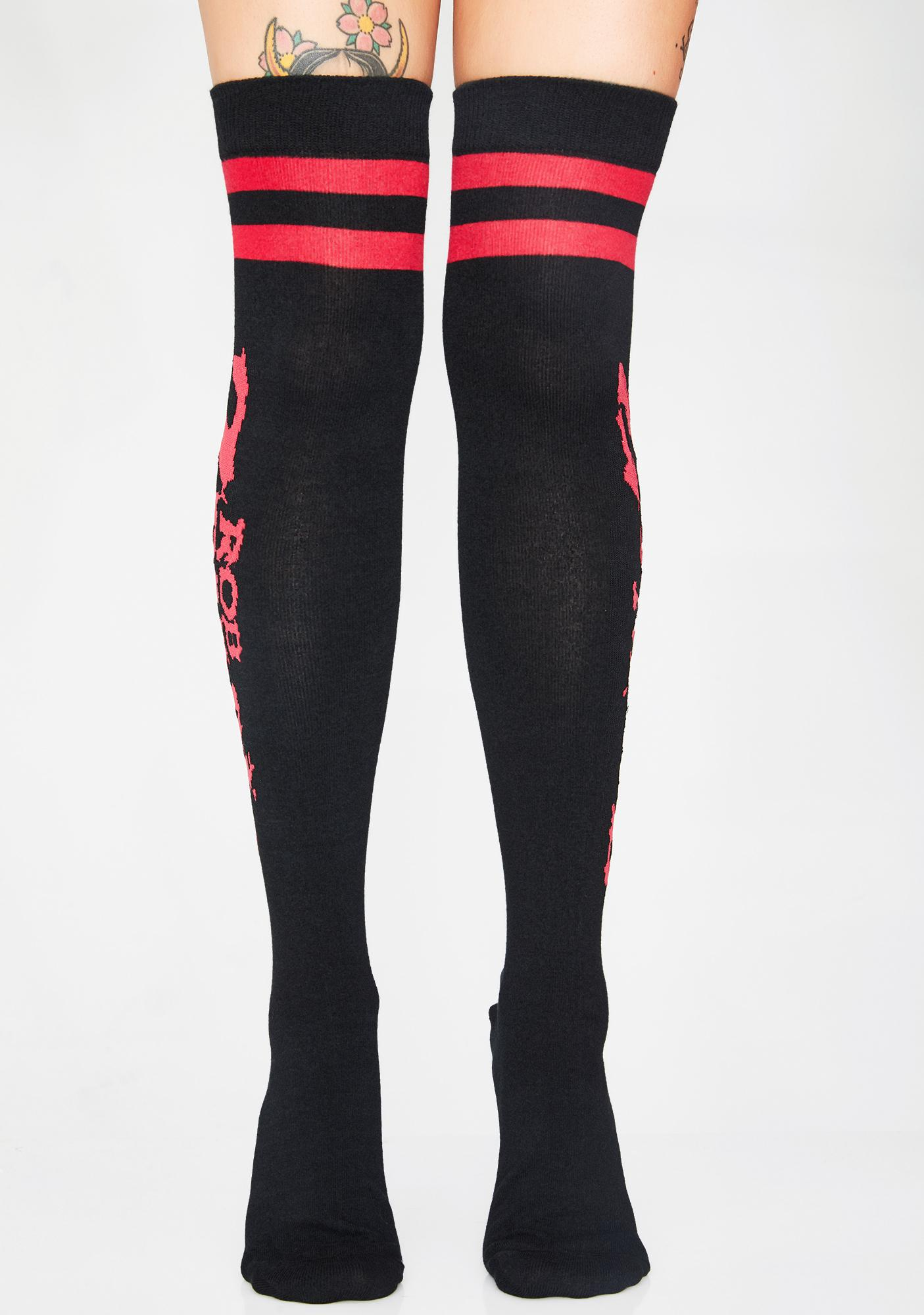 Killstar Hellbilly Socks