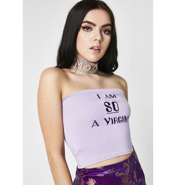 O Mighty Virgin Boob Tube