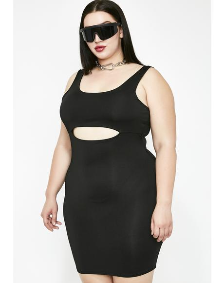 Onyx Do A Double Take Boydcon Dress