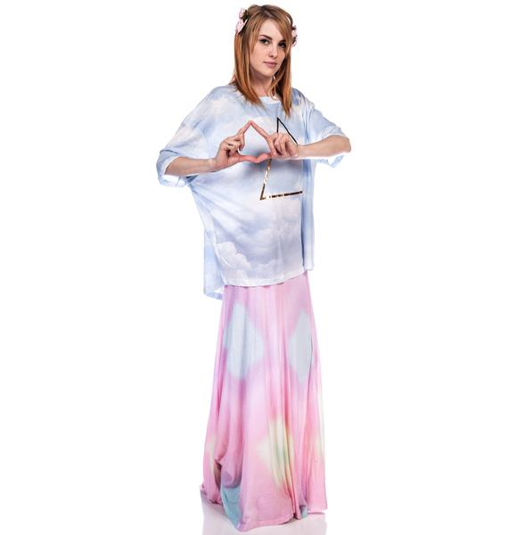 Wildfox Couture Triangle Cobain Tee