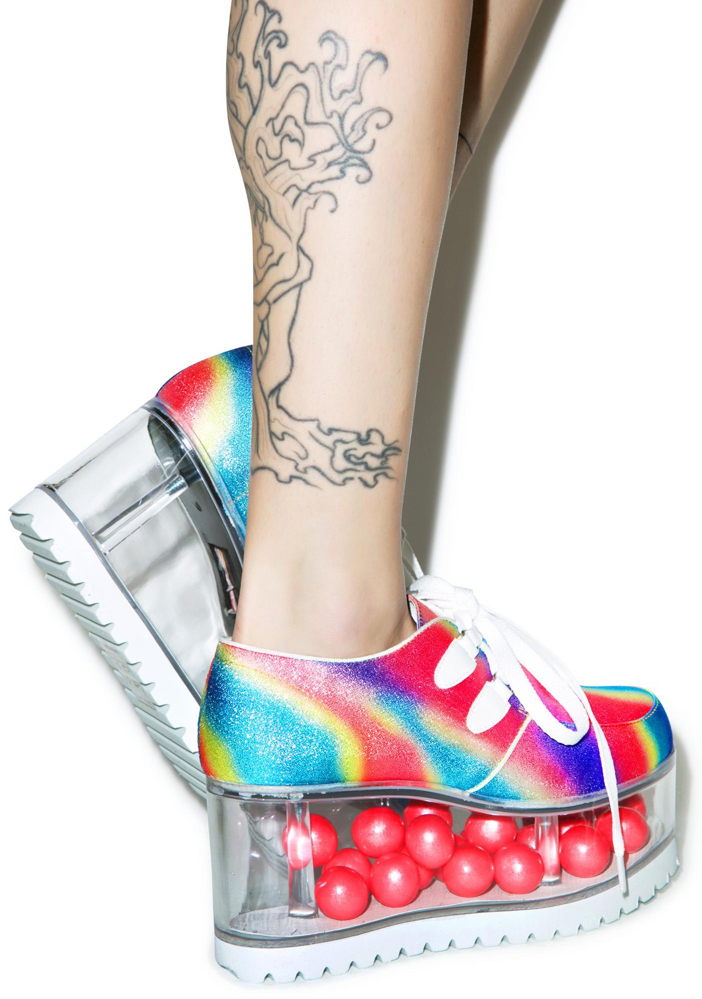 Y.R.U. Qloud Rainbow