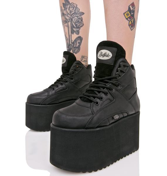 Buffalo Texas Platform Sneakers