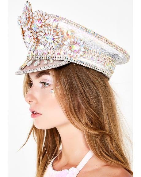 Unicorn Captain Hat