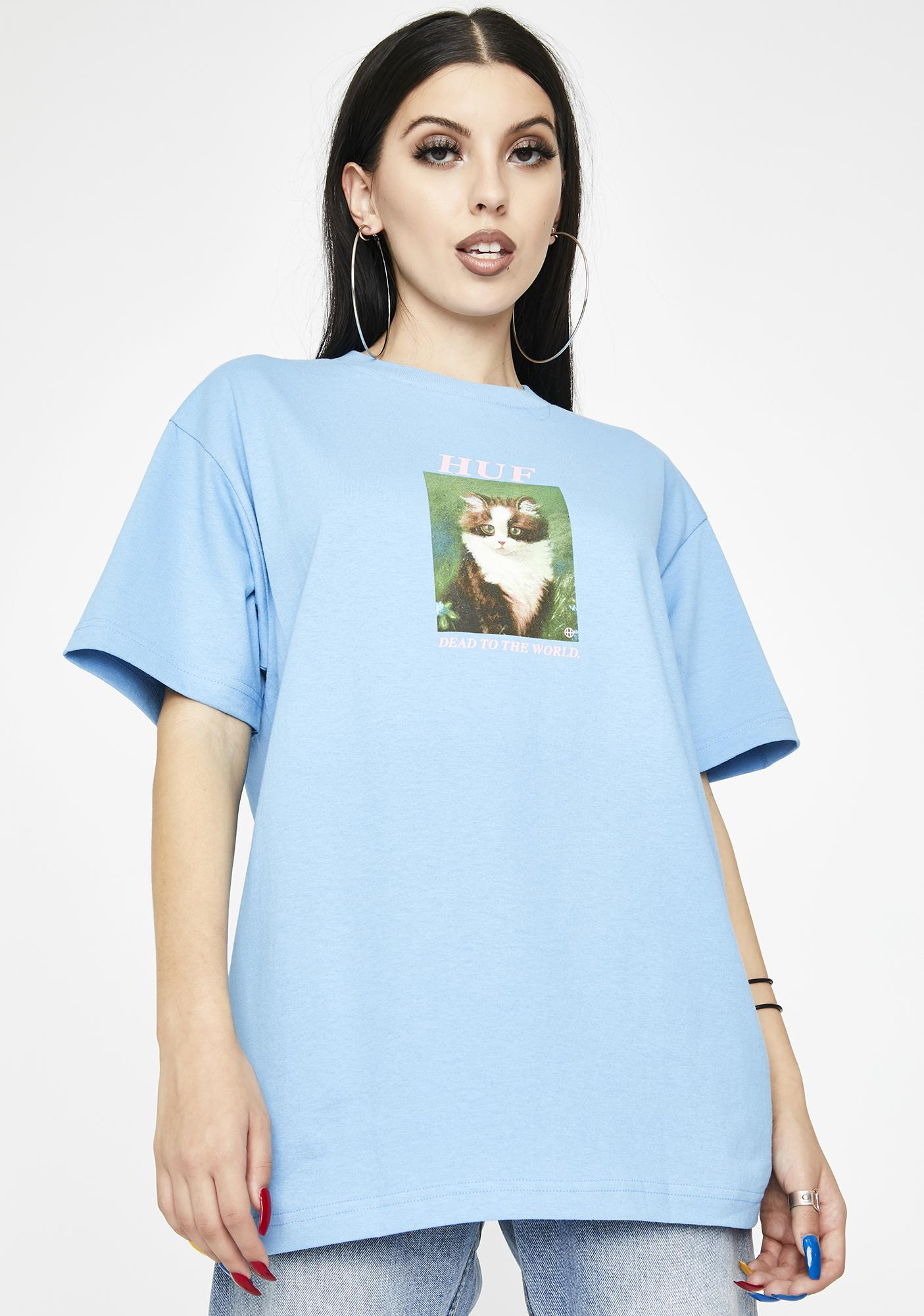 HUF Lost Graphic Tee
