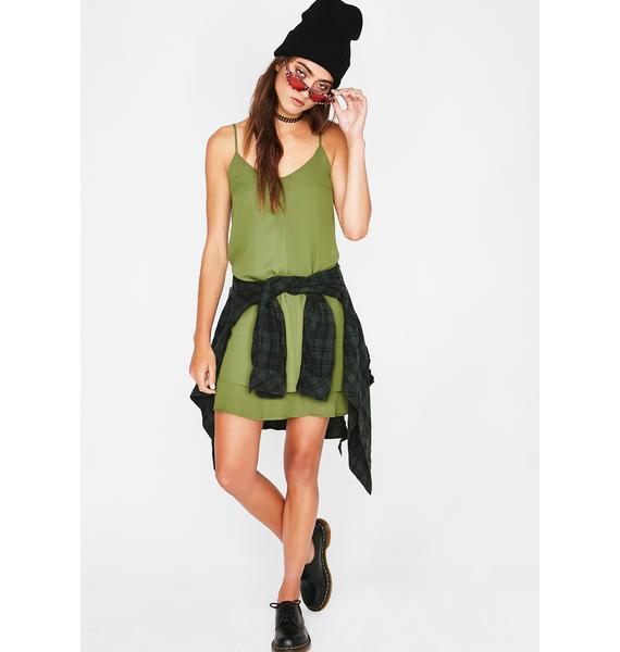 Psychic City Mini Dress
