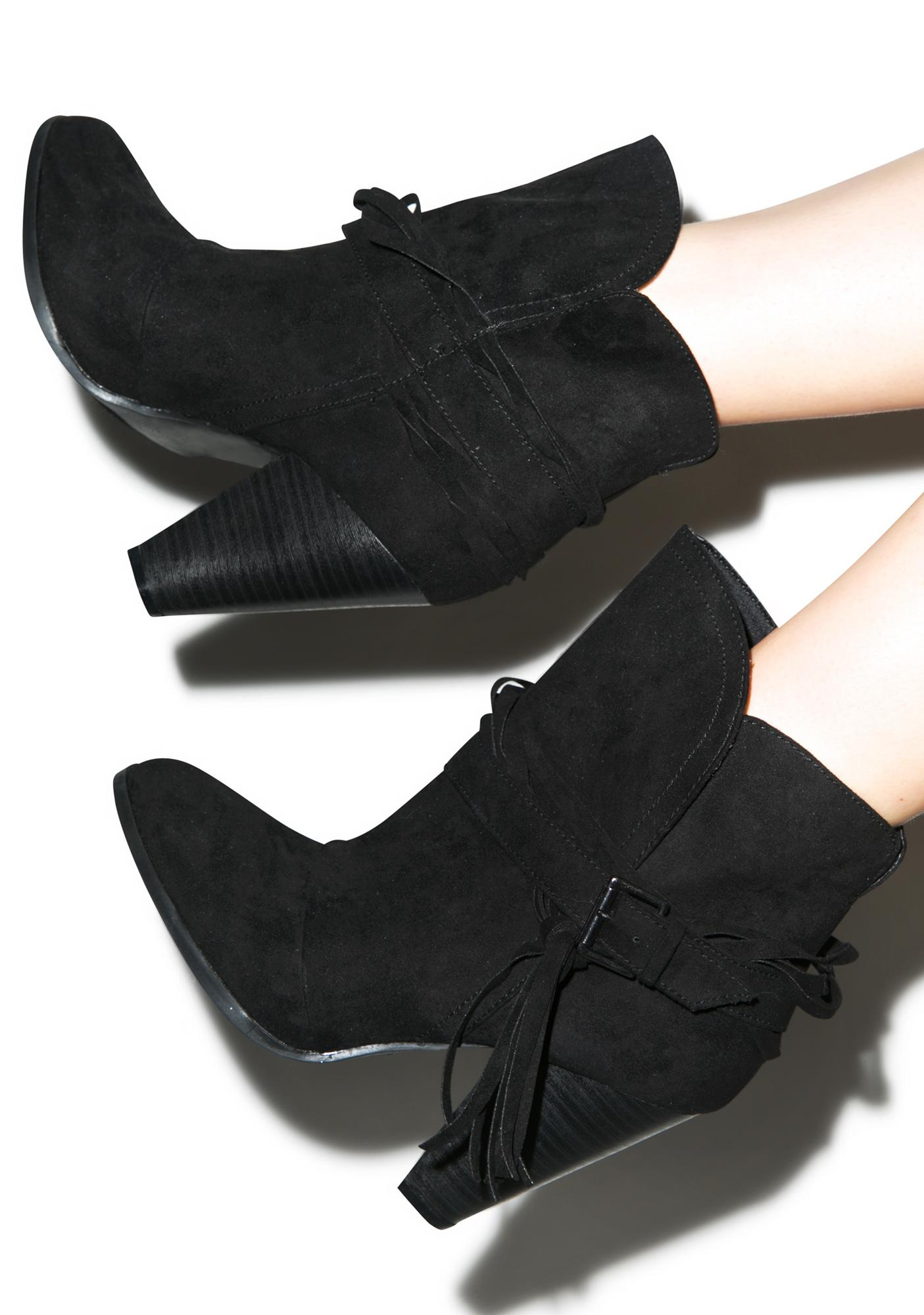 Rad Raelynn Ankle Booties