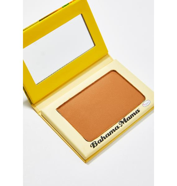 The Balm Bahama Mama Bronzer N' Shadow N' Contour Powder