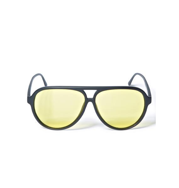 Crap Eyewear The Nite Shift Sunglasses