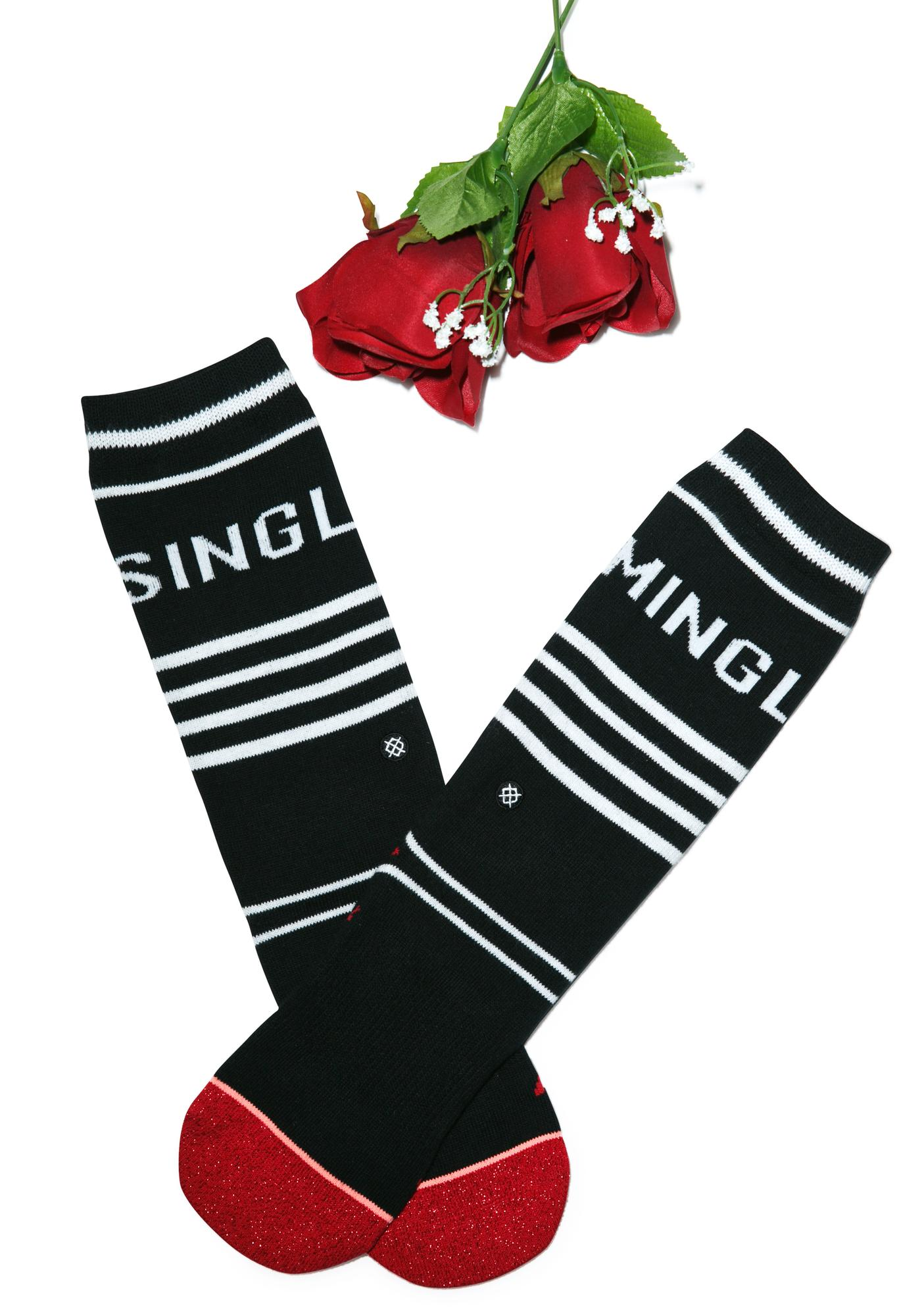 Stance Single 'N Ready To Mingle Socks