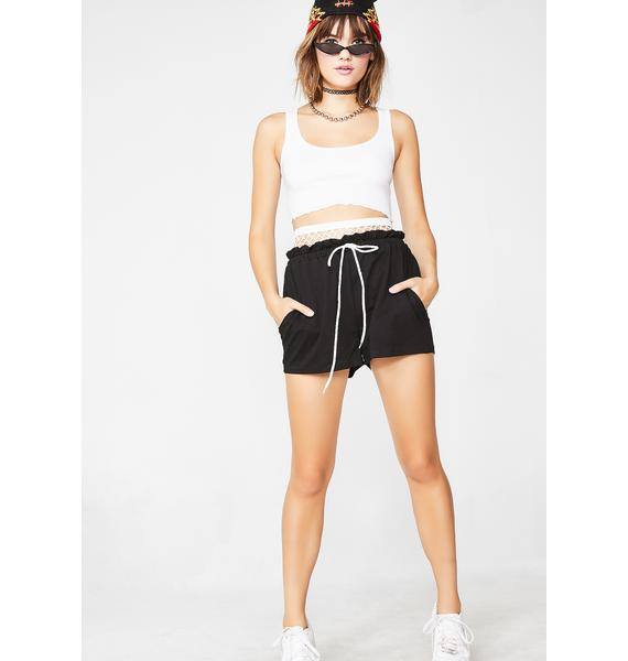 DGAF Sweat Shorts