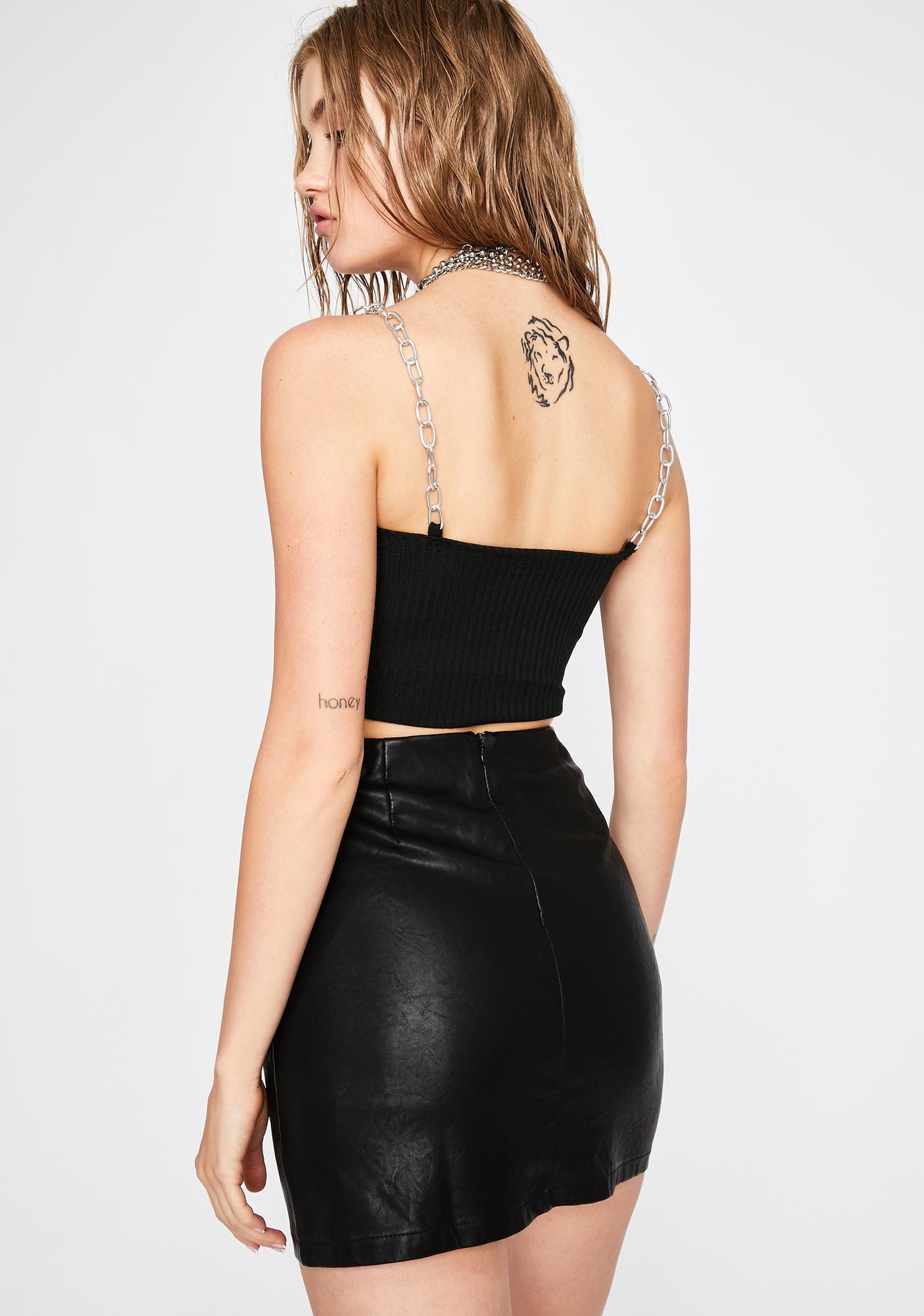 Luv Ya Not Mini Skirt