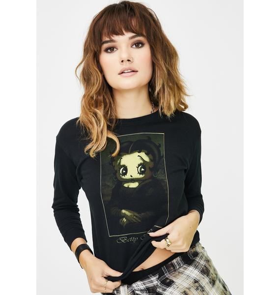 Trevco Betty Boop Boopalisa Graphic Tee