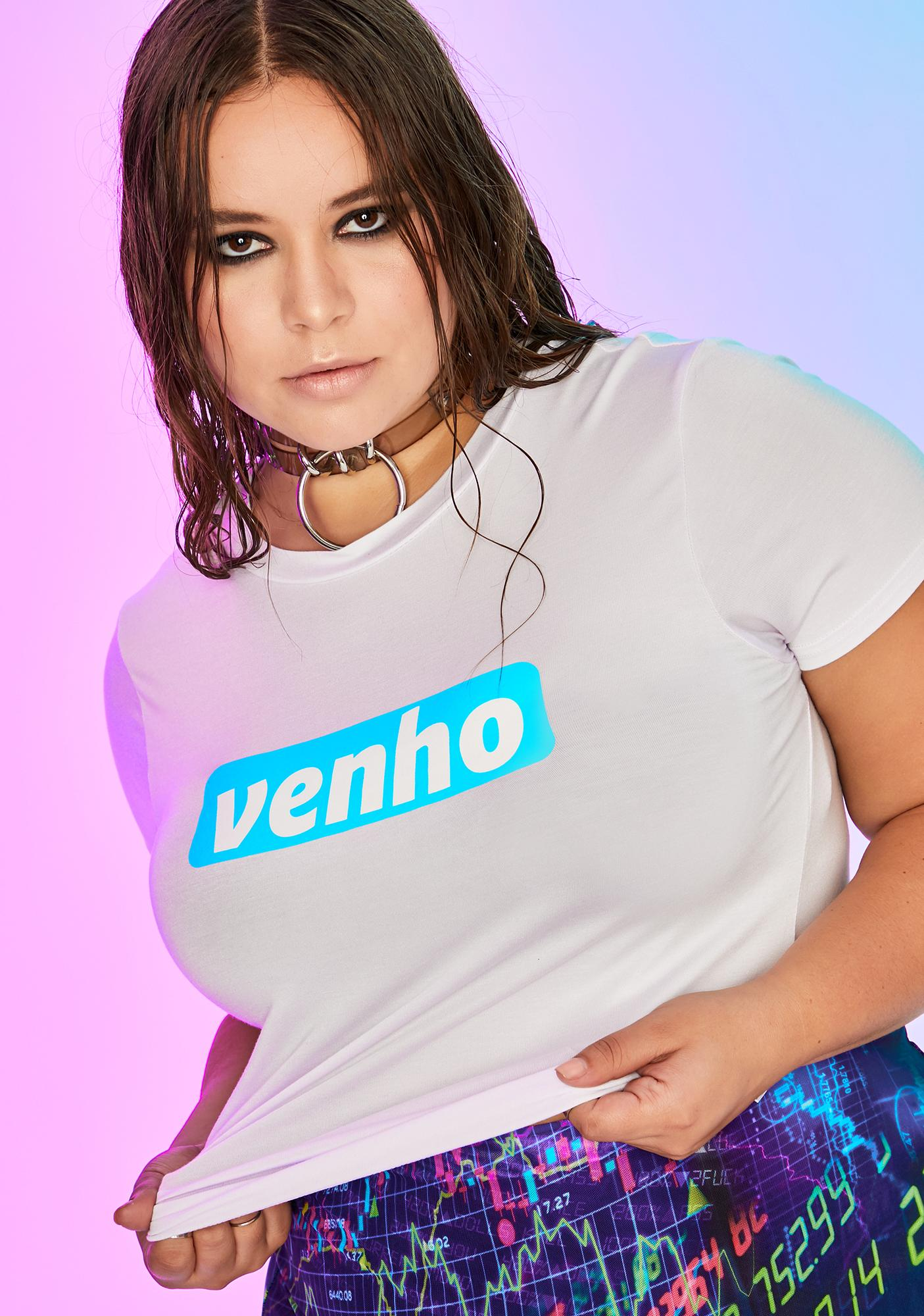 Current Mood Total Venho Graphic Baby Tee