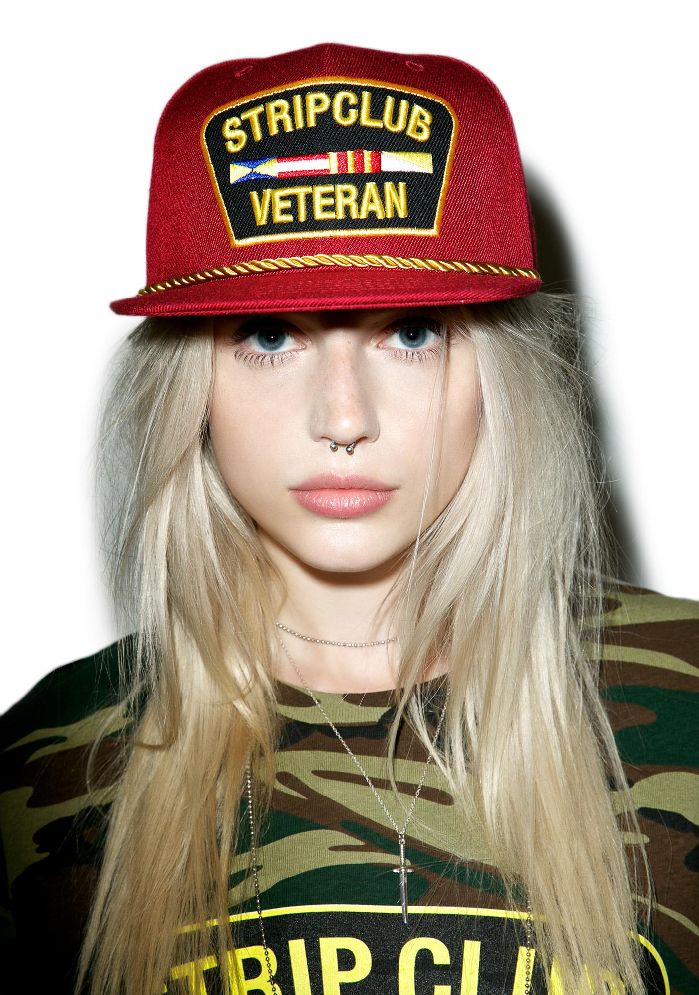 d51f05d89b4 Reason Strip Club Veteran Snapback