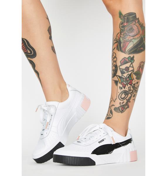 PUMA x Maybelline Cali Sneakers