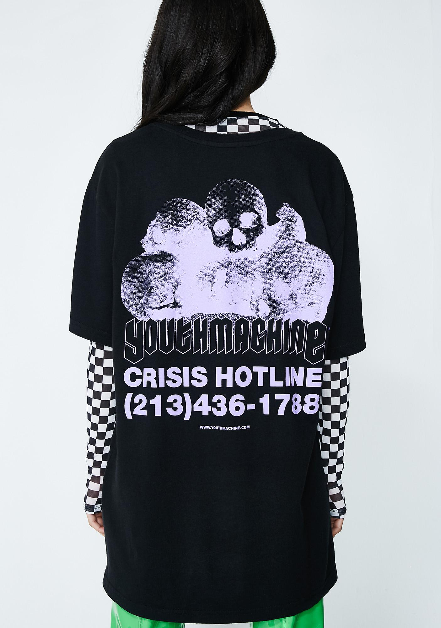 Youth Machine Crisis Tee