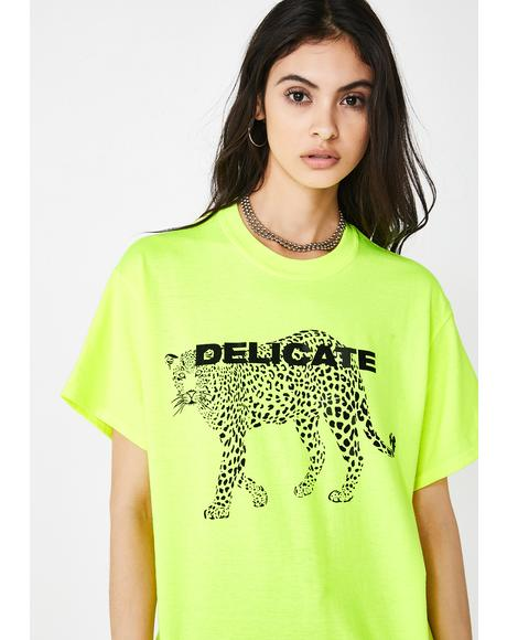 Delicate Graphic Tee