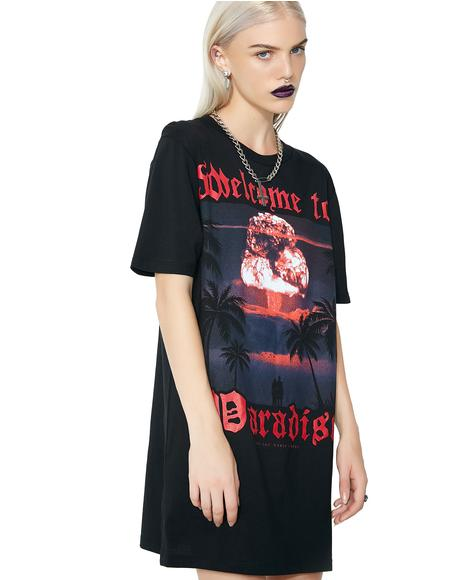Paradise Longline T-Shirt
