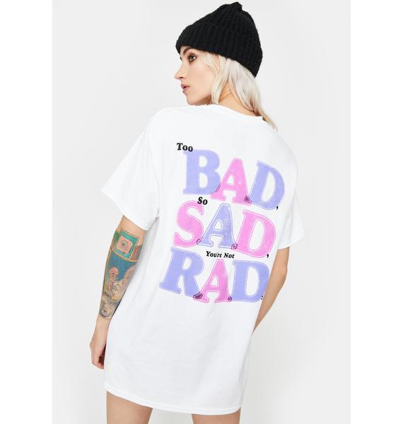 Dreamboy Bad Sad Rad Graphic Tee
