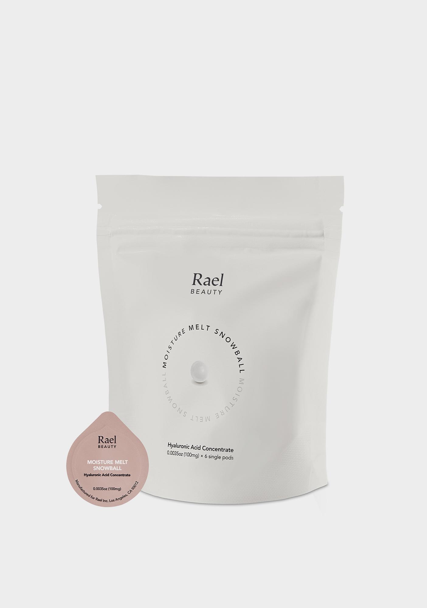 Rael Moisture Melt Hyaluronic Acid Snowball