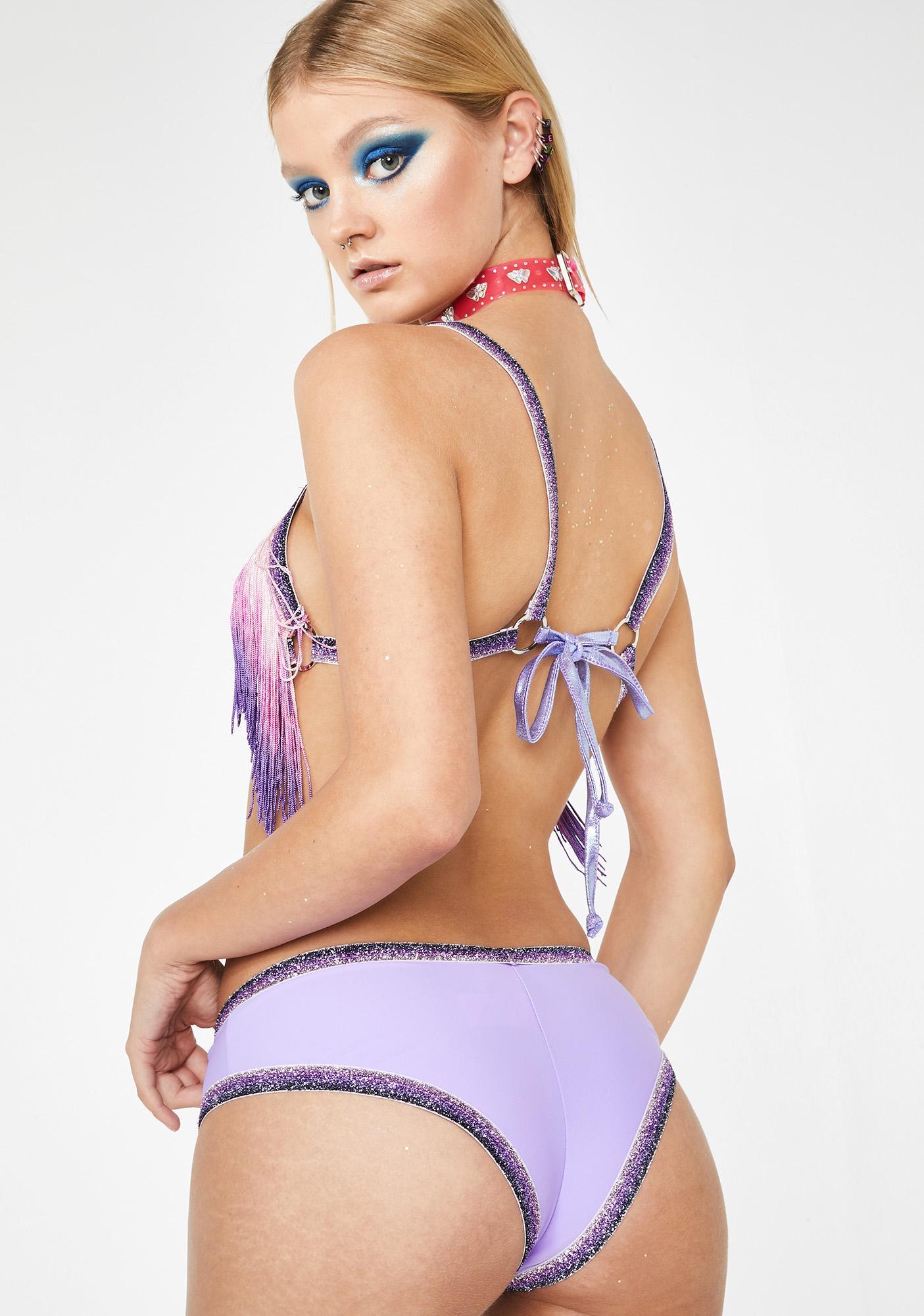 J Valentine Fairy Divine Kiss Booty Shorts