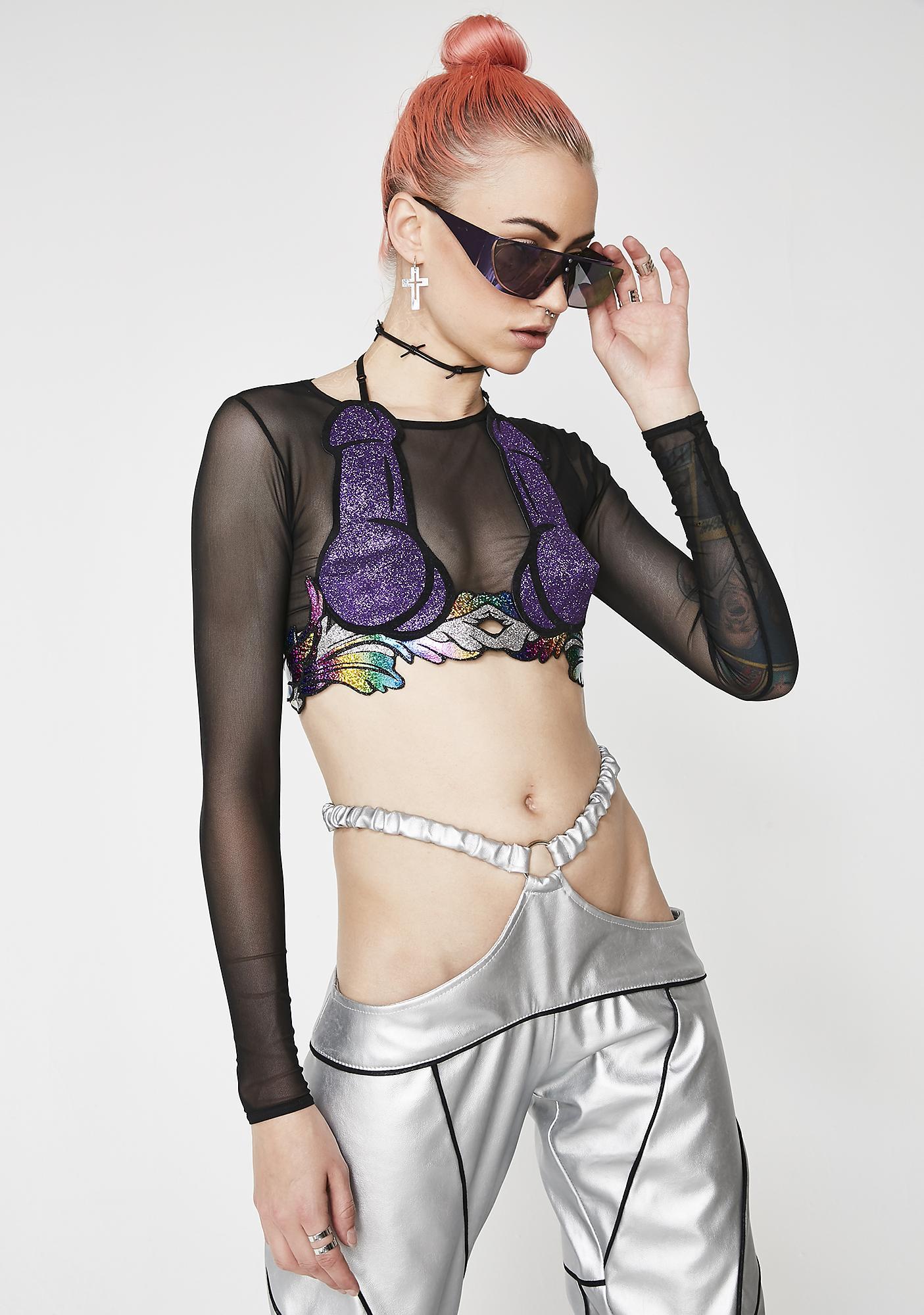 Namilia Kush Glitter Dickini