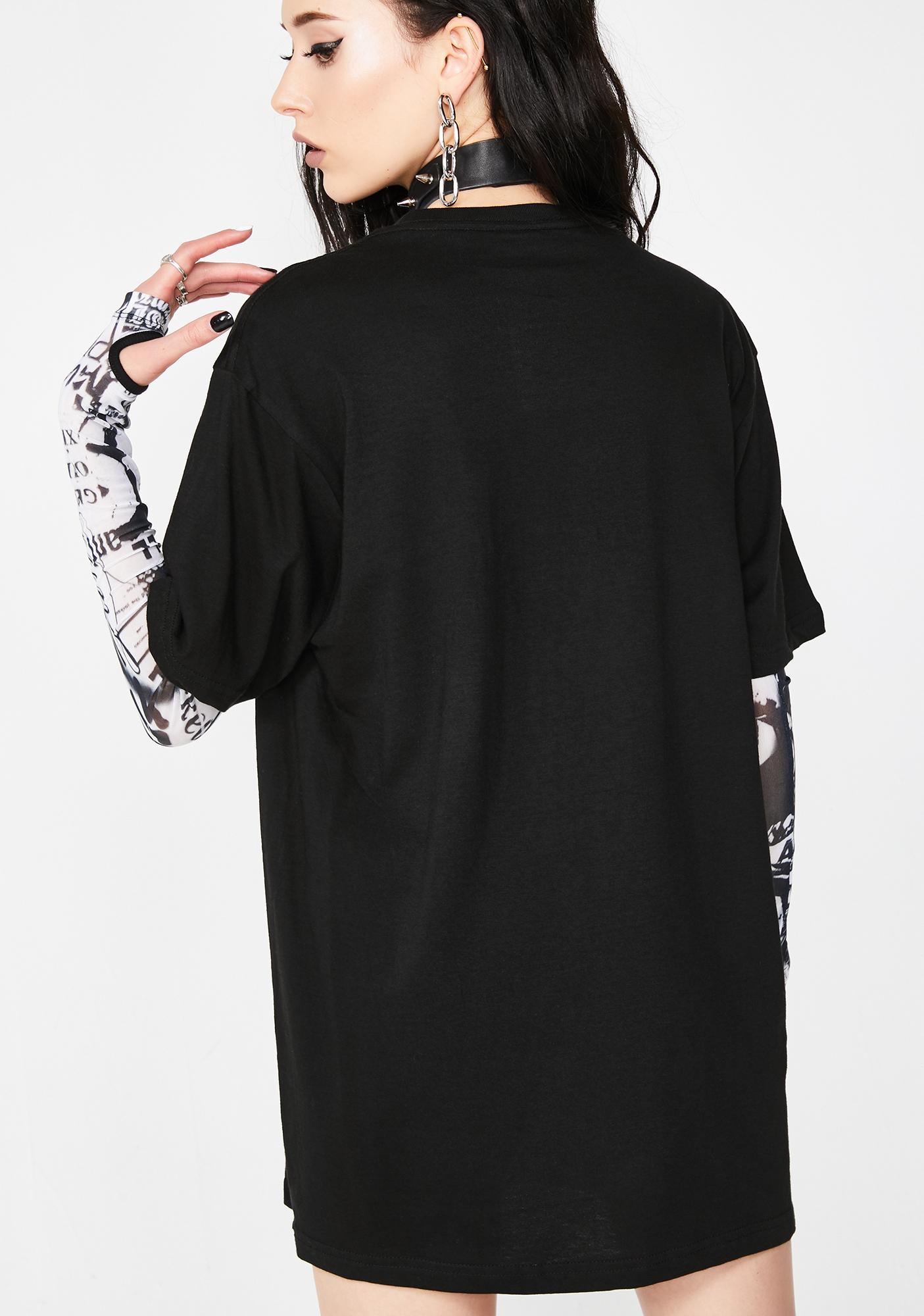 Mortus Viventi Lovers T-Shirt