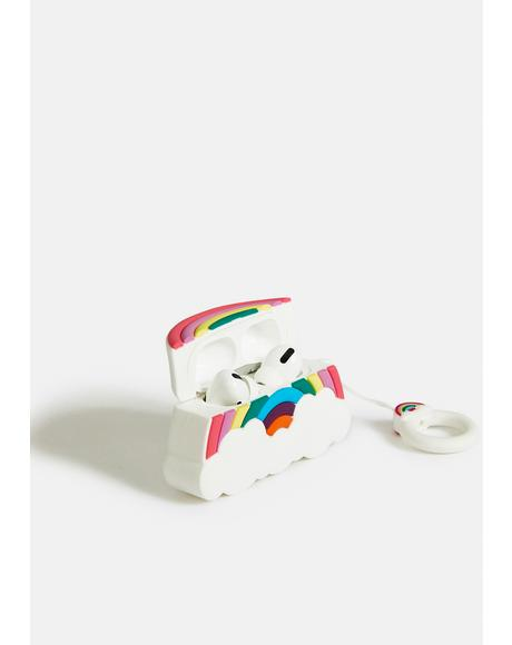 All The Colors Rainbow AirPod Pro Case