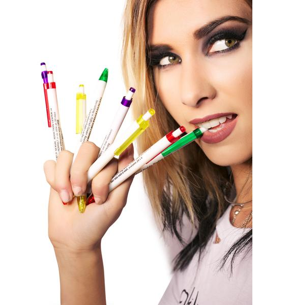 Borrow My Pen Assorted Pens