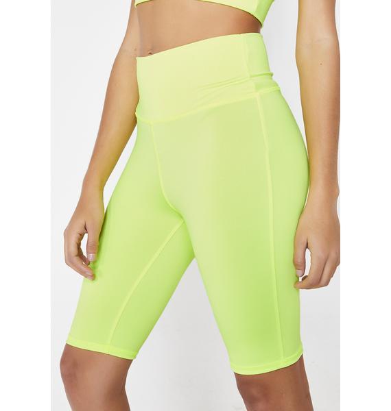 Bodak Why You Hatin Biker Shorts