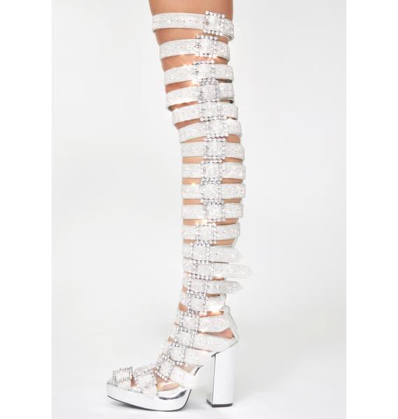 Poster Grl Pimpstress Paradise Bling Boots