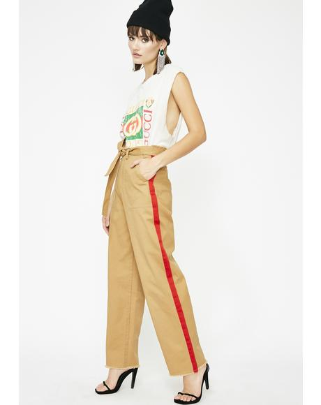 In The Bag High Rise Pants
