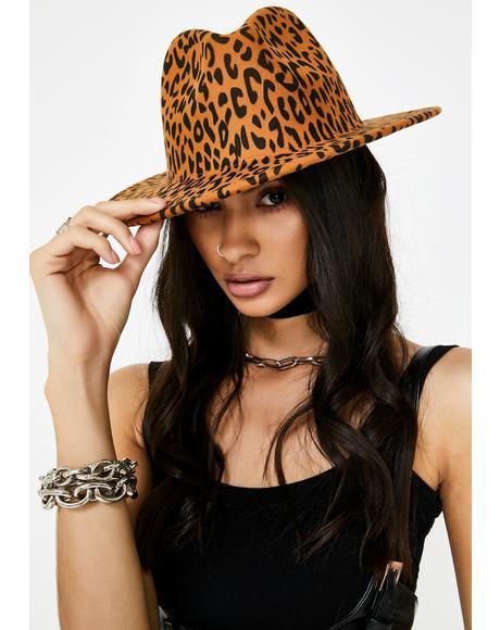 Fast Times Cheetah Hat