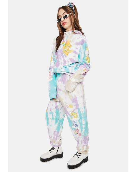Be The Good Tie Dye Sweatpants