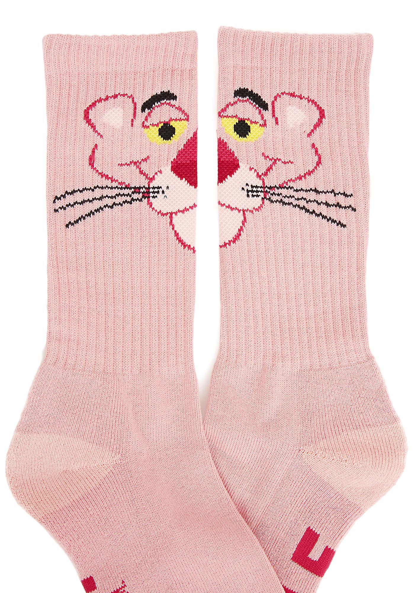 HUF HUF X Thrasher Pink Panther Socks
