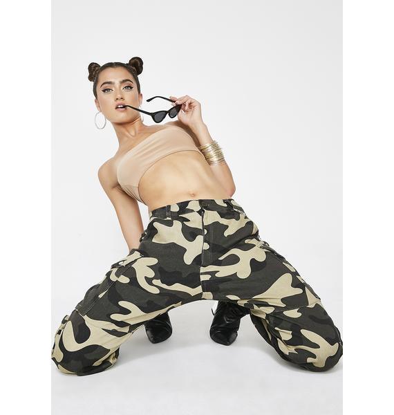 War Ready Camo Pants