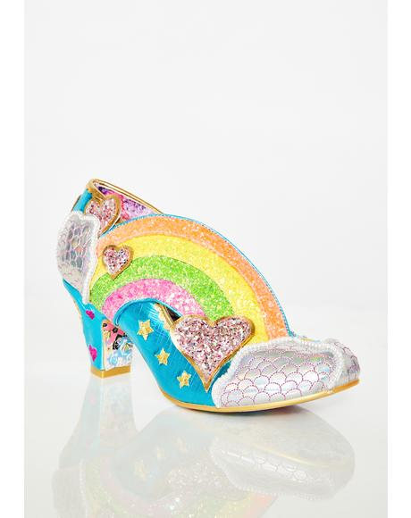 Summer Of Love Heels