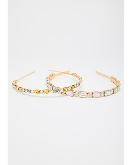 Precious Goods Headband Set