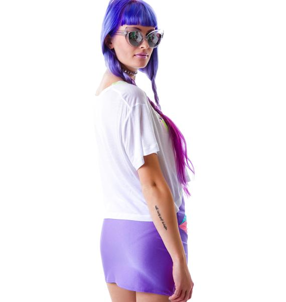 Obscure Couture Leila Mini Skirt
