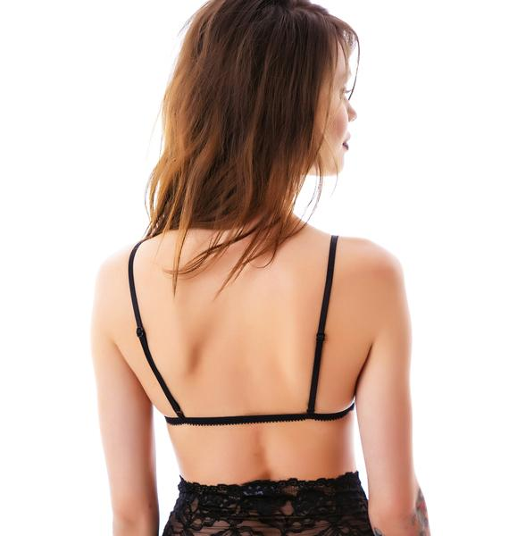 For Love & Lemons For Love & Lemon Slinky Bralette