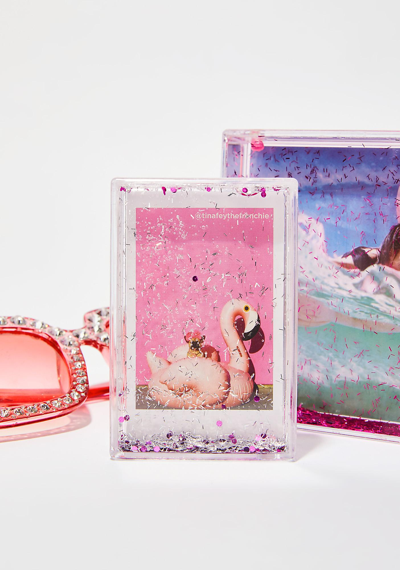 Sparkly Snaps Picture Frame
