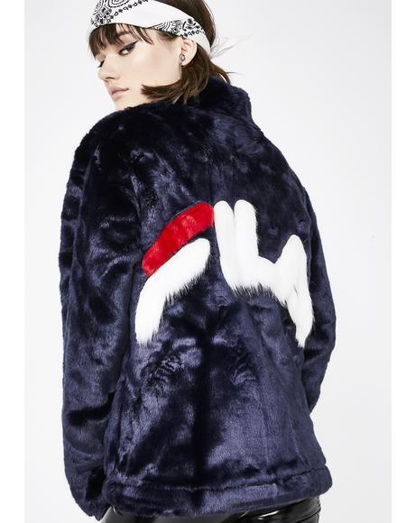 Arianna Fur Jacket