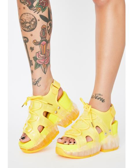 Sunny Xtreme Elements Chunky Sandals