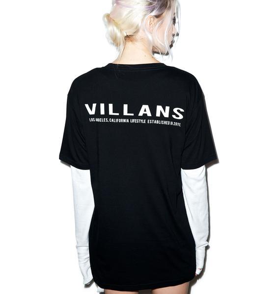 Villans Sample Tee