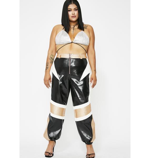 Poster Grl Glam Mamacita Moto Pants