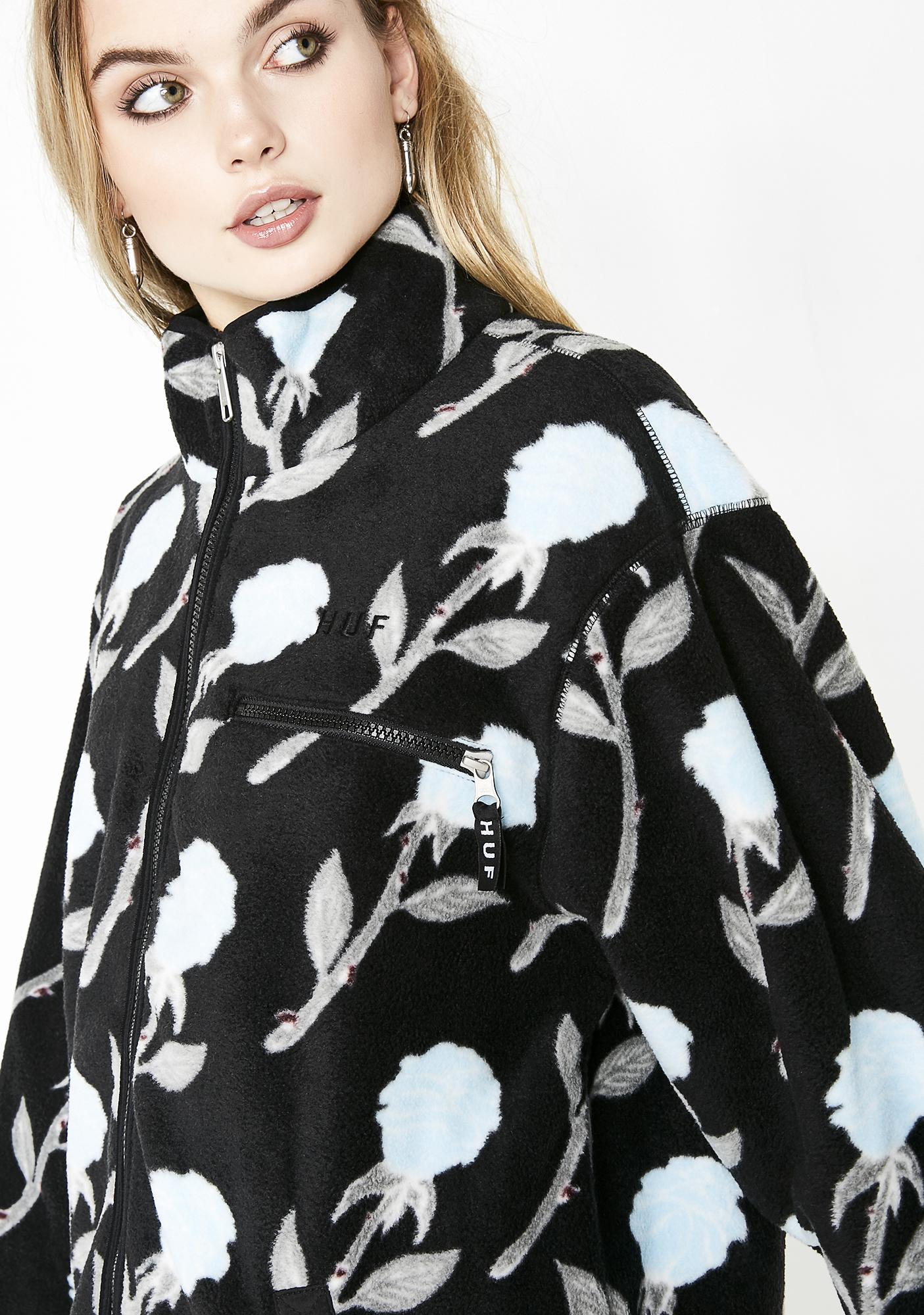 HUF Farewell Fleece Jacket