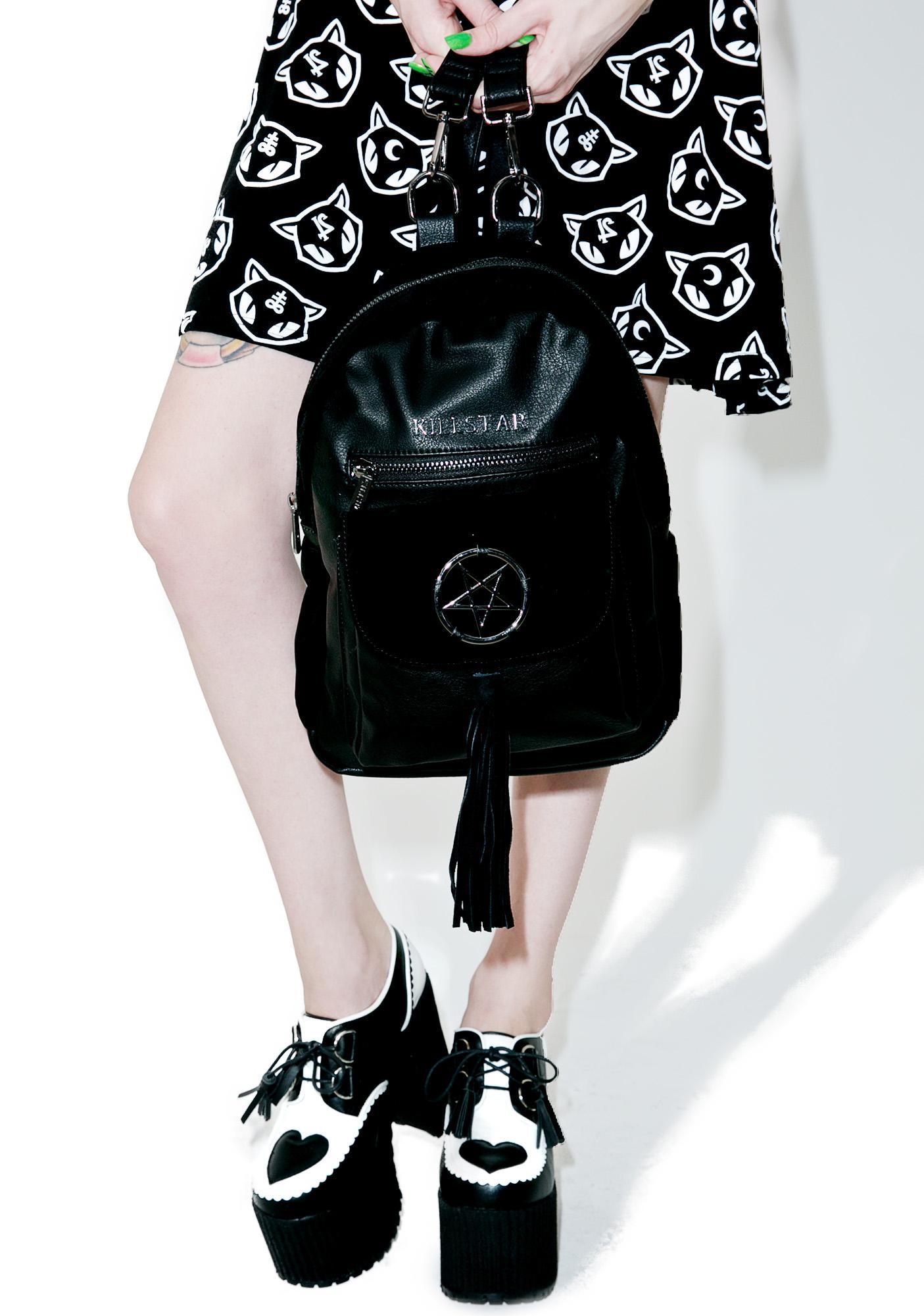 Killstar Morgan Mini Backpack