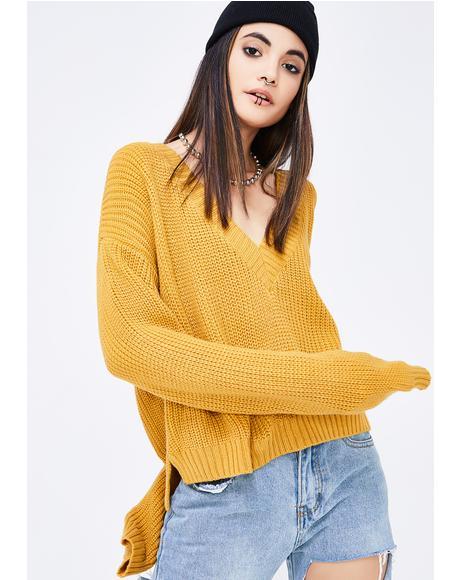 Make It Work Knit Sweater