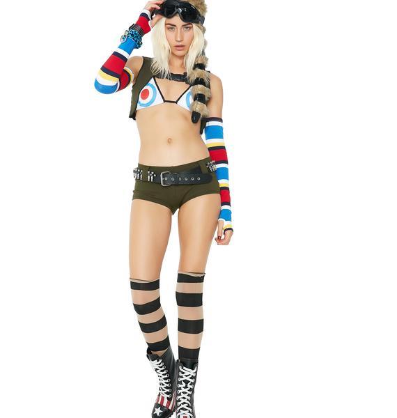 Dolls Kill Totally Tanked Costume